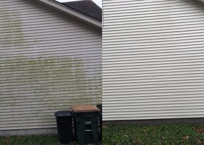 Vinyl Siding Power Wash